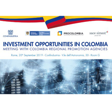 INVESTMENT OPPORTUNITIES IN COLOMBIA